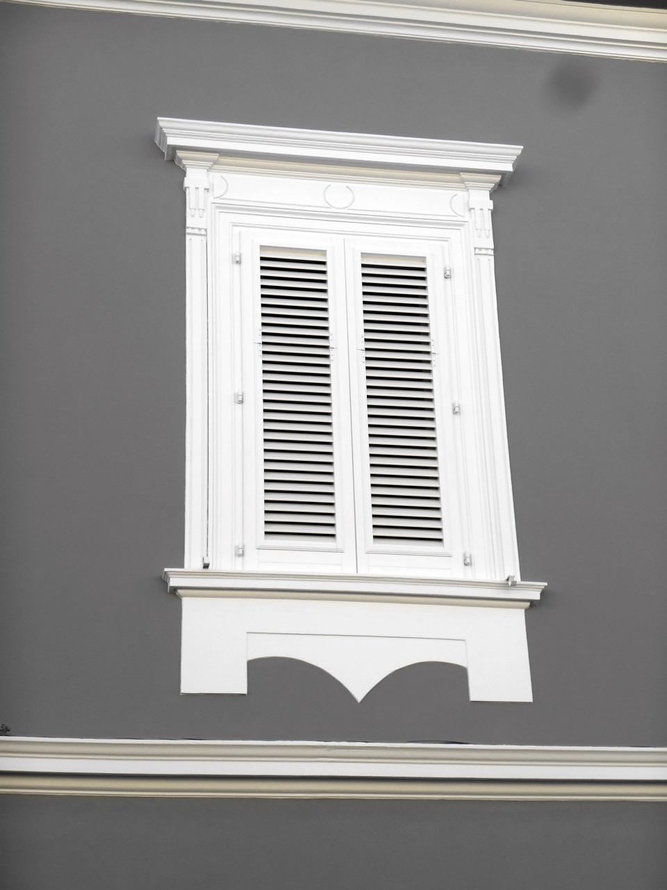 Palazzo Fiorentino – Scuro alla livornese 2 ante