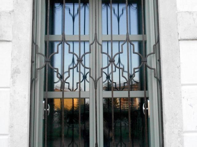 Villa Velo – Serramento vista esterna